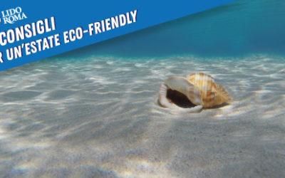 I consigli del Lido Roma per un'estate eco-friendly